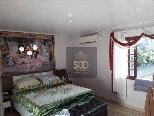 Casa com 4 dormitórios à venda, 147 m² por R$ 851.000,00 - Barra do Aririú - Palhoça/SC - Foto 11