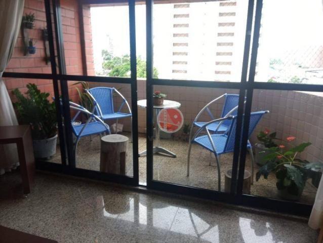 Apartamento com 3 dormitórios à venda, 150 m² por R$ 750.000,00 - Guararapes - Fortaleza/C - Foto 9