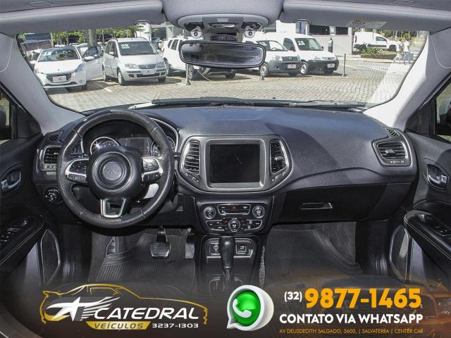 Jeep Compass longitude 2.0 4x2 Flex 16V Aut. 2018 *Novíssimo* Carro Impecável - Foto 7