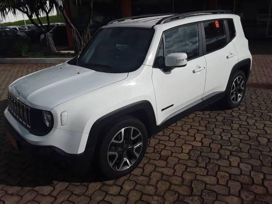 RENEGADE 2019/2019 1.8 16V FLEX LONGITUDE 4P AUTOMÁTICO - Foto 5