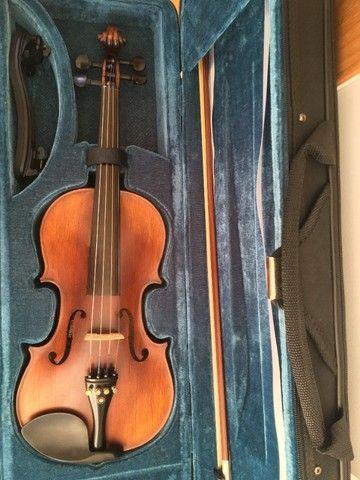 Violino Eagle VE244 4/4 Envelhecido - Foto 2