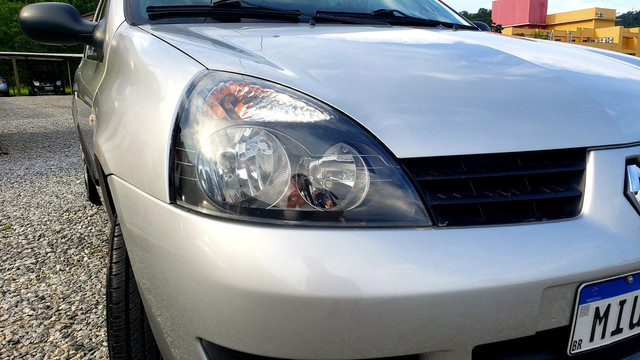 Clio 1.0 Renault impecável  - Foto 5