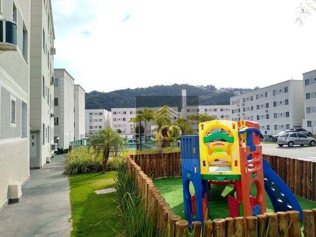 Apartamento com 2 dormitórios à venda, 48 m² por R$ 157.000,00 - Roçado - São José/SC - Foto 4
