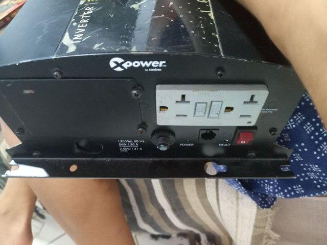 Inversor xantrex 3000 - Foto 3