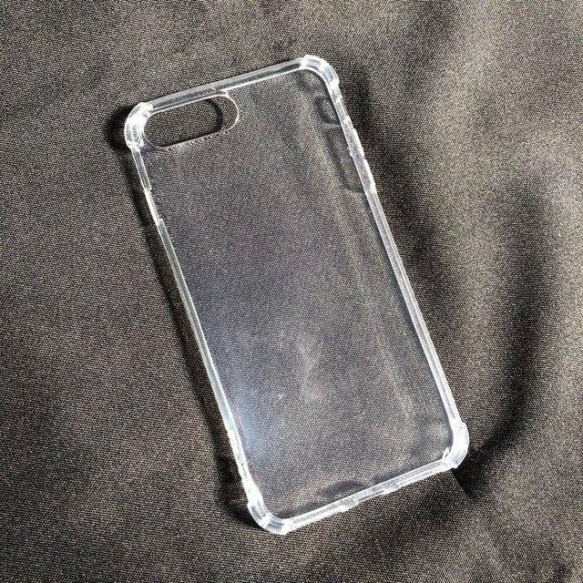 Capinha de silicone anti-impacto iPhone 7/8 Plus  - Foto 6
