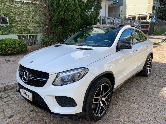 "Mercedes GLE 400 night coupe - 9G-Tronic, 3.0, V6  ""ipva 2021 pago"""