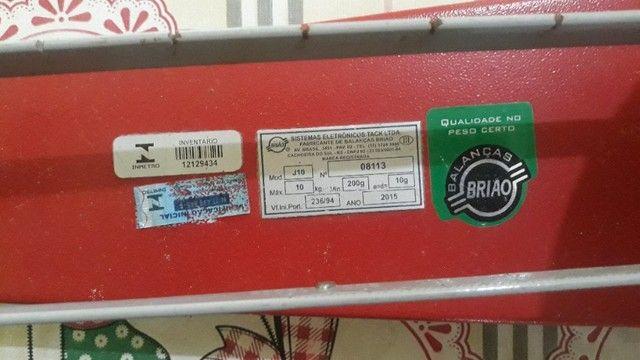 Balança comercial mecânica Brião, 10 kg. - Foto 3