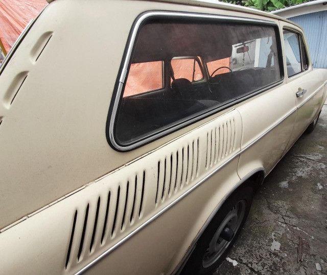 VW Variant 1600 ano 1974 conservada, carro antigo de coleção - Foto 3