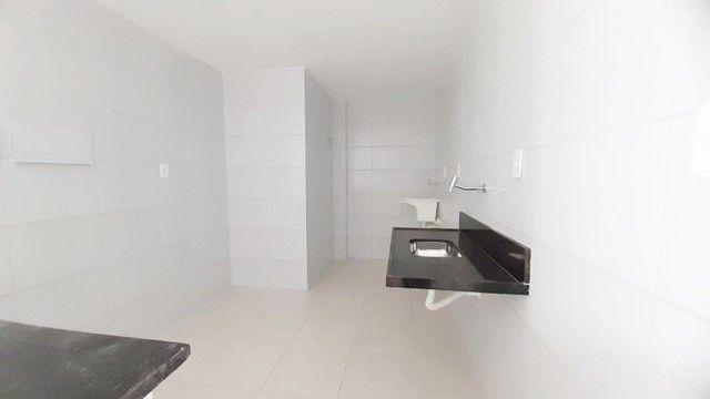 Apto c/ 03 quartos c/ elevador e área de lazer próximo à Unipê - Foto 7