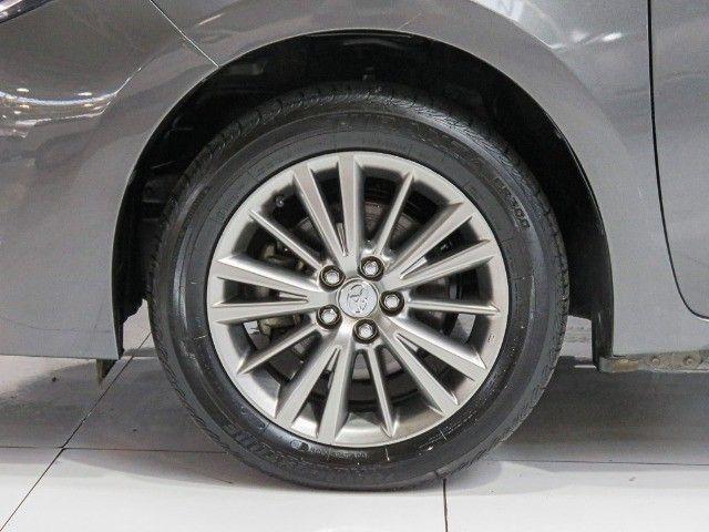 Toyota Corolla 1.8 GLI Upper Flex Automático 2018/2018 - Foto 9