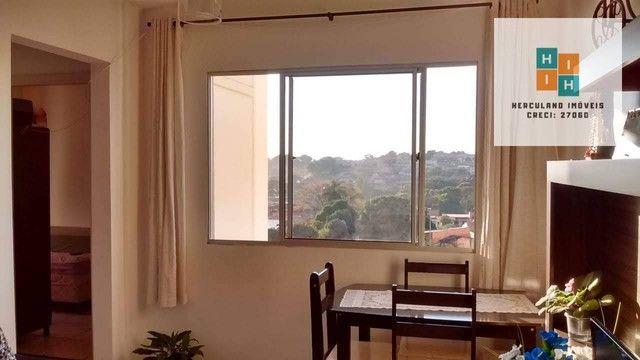 Apartamento com 2 dormitórios à venda, 43 m² por R$ 140.000,00 - São Francisco de Assis -  - Foto 2