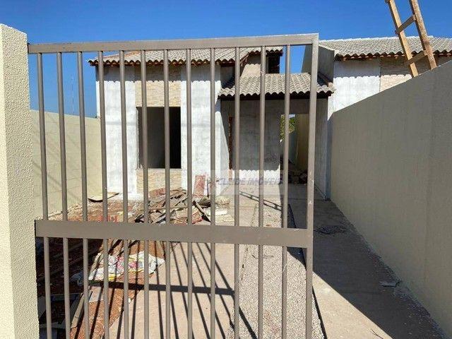 Casa com 2 dormitórios à venda, 70 m² por R$ 165.000,00 - Jardim Ouro Verde - Várzea Grand