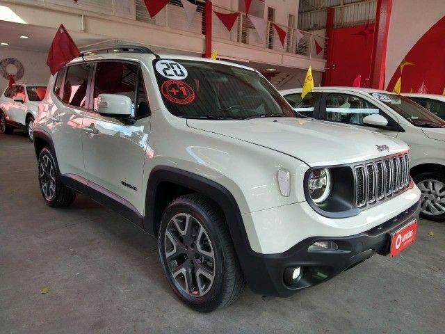 Jeep Renegade 2020 Longitude 1.8 flex 4X2 - 47mil km, tá muito novo!!! - Foto 2