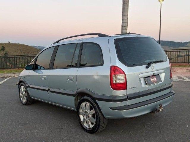 Chevrolet completa 7 lugares elegance Zafira - Foto 8