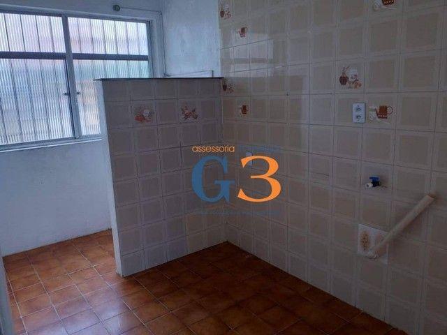 Apartamento com 1 dormitório para alugar, 30 m² por R$ 450,00/mês - Cidade Nova - Rio Gran - Foto 4