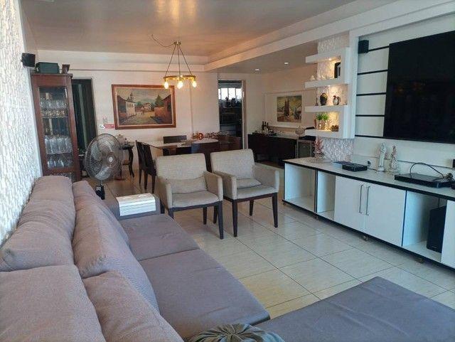 Apartamento para venda possui 140 metros quadrados com 3 quartos em Ponta Verde - Maceió - - Foto 4