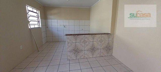 Casa com 1 dormitório para alugar, 40 m² por R$ 670,00/mês - Centro - Pelotas/RS - Foto 11