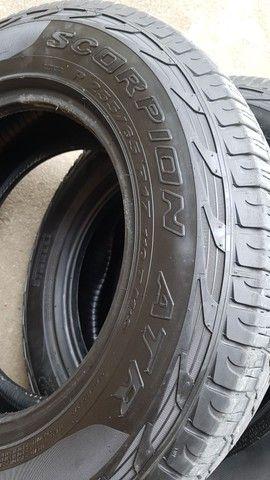 pneu pirelli 255/65r17 scorpion atr  - Foto 3