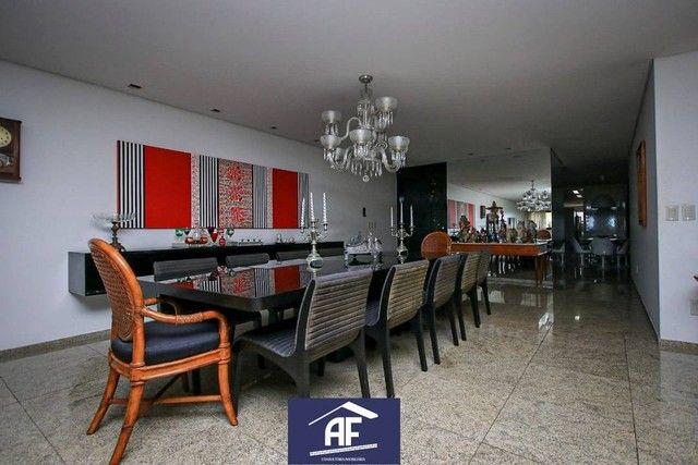 Apartamento de alto padrão com vista permanente para o mar, 4 suítes - Maceió/AL - Foto 5