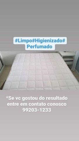 PROMOÇÃO Limpeza e Higienização de Colchão Casal R$99,90 - Foto 2