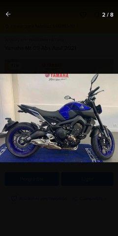 Yamaha MT-09 - Foto 2