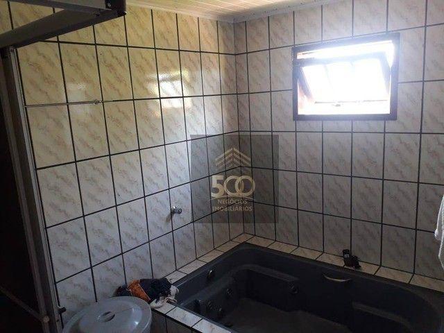 Casa com 4 dormitórios à venda, 147 m² por R$ 851.000,00 - Barra do Aririú - Palhoça/SC - Foto 12