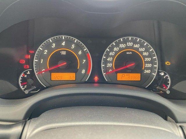 Toyota Corolla GLI 1.8 Flex Automtico Completo 2014 - Foto 19