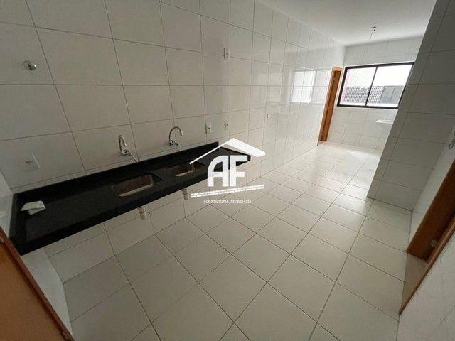Apartamento novo na Ponta Verde - Divisão em até 100x - 4 quartos sendo 3 suítes - Foto 5