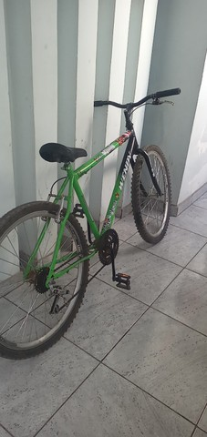 Vendo bicicleta aro26 - Foto 3