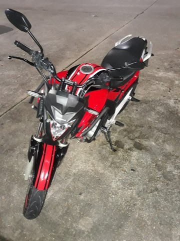 Vendo CB twister 250 Ano 2019