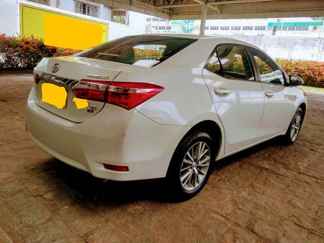 Corolla XEI 2015 Vendo/Troco em Corolla mais novo - Foto 3