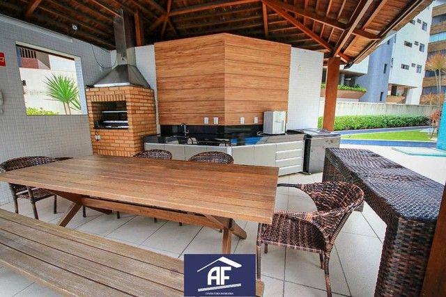 Apartamento de alto padrão com vista permanente para o mar, 4 suítes - Maceió/AL - Foto 16