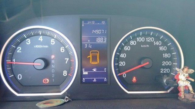 Honda Cr-V 2.0 EXL 4WD - 2011, teto solar, banco em couro e mais - Foto 10