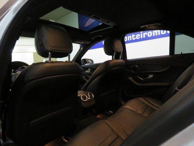 Mercedes-Benz C 250 2.0 CGI Sport Turbo Aut Top de Linha C/ Teto Solar 73.600 Km - Foto 17