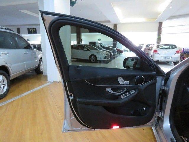Mercedes-Benz C 250 2.0 CGI Sport Turbo Aut Top de Linha C/ Teto Solar 73.600 Km - Foto 18
