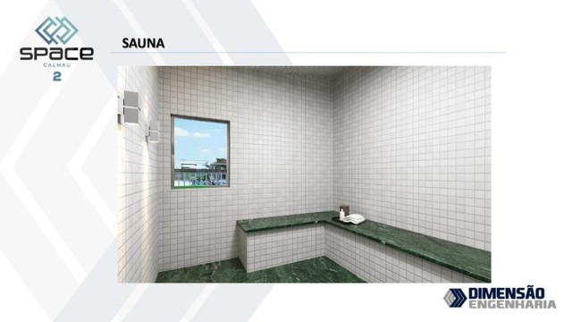 23:/ Space calhau 2// apartamento com 55m² - Foto 2