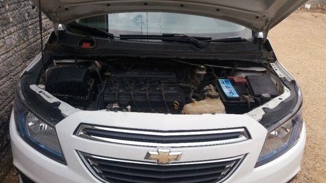 Chevrolet onix lt 1.4 ano 2015 lacrado - Foto 10
