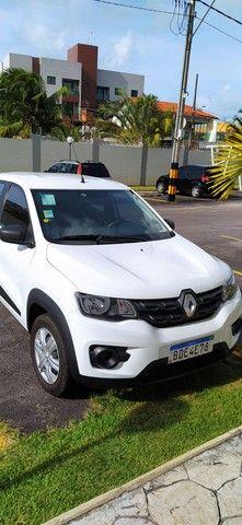 Renault zen kwid 1.0 flex 36mil km