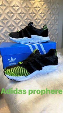 Vendo tênis nike Just do it e adidas prophere ( 130 com entrega) - Foto 5