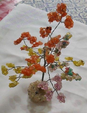 Vende-se 4 Árvores Prosperidade de Pedras Naturais: - Foto 2