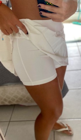 Short saia Nike para jogar tenis - Foto 2