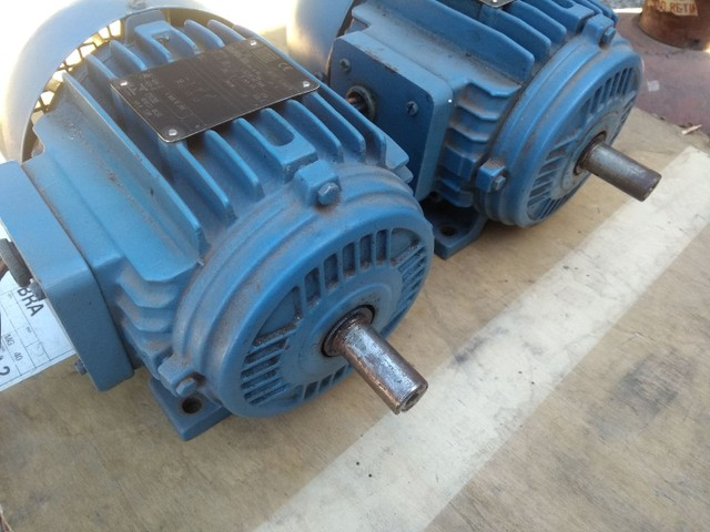 Dois Motores Weg  trif 2cv 3400 RPM - Foto 3