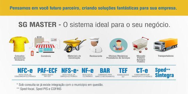 O melhor sistema para seu comércio, NF-e NFC-e Cupom e etc - Foto 3