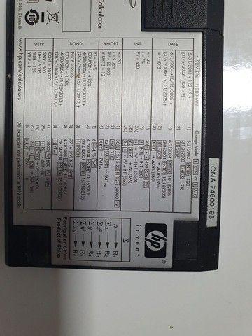 Calculadora Financeira - HP 12C Platinum - Foto 2
