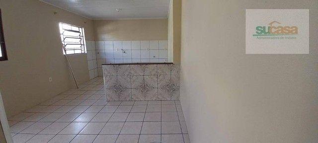 Casa com 1 dormitório para alugar, 40 m² por R$ 670,00/mês - Centro - Pelotas/RS - Foto 9
