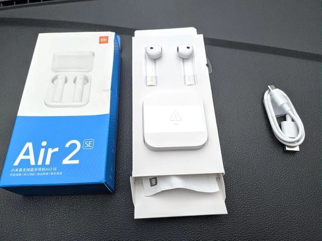 Fone Sem Fio Xiaomi Air 2 Original - Foto 3