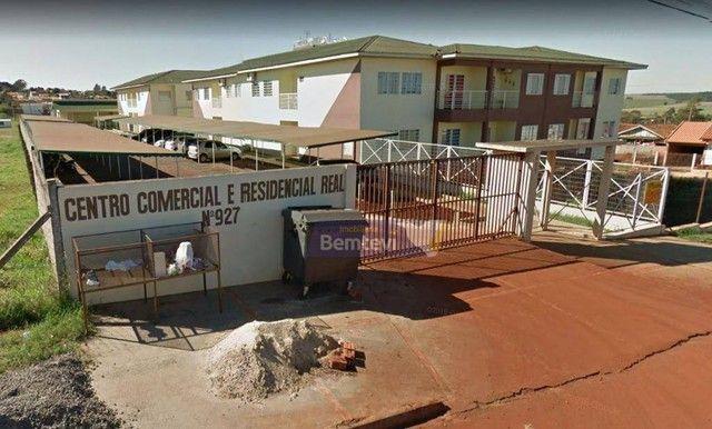 Apartamento com 2 dormitórios à venda, 67 m² por R$ 108.855,00 - São Francisco - Toledo/PR