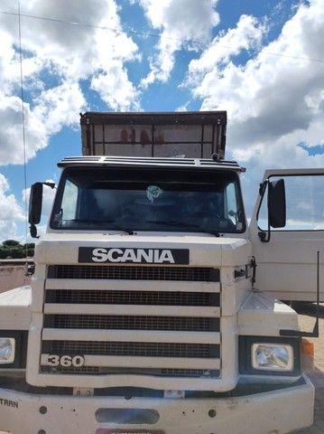 Scania 112 HW 1991