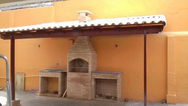 Top Churrasqueiras e telhados coloniais - Materiais de construção e  FY91