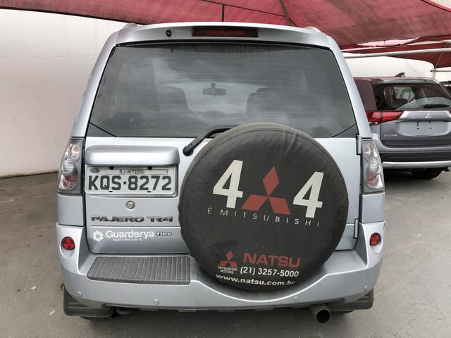 Tr4 2.0 flex muito novo nunca viu lama carro de estrada - Foto 4